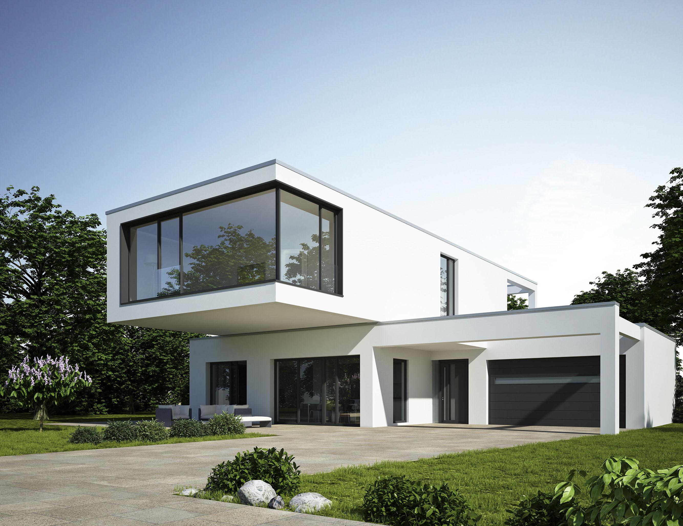 Reichert baudesign - Architekt bauhausstil ...